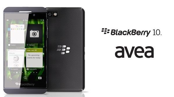 Avea, BlackBerry Z10 için ön talep toplamaya başladı