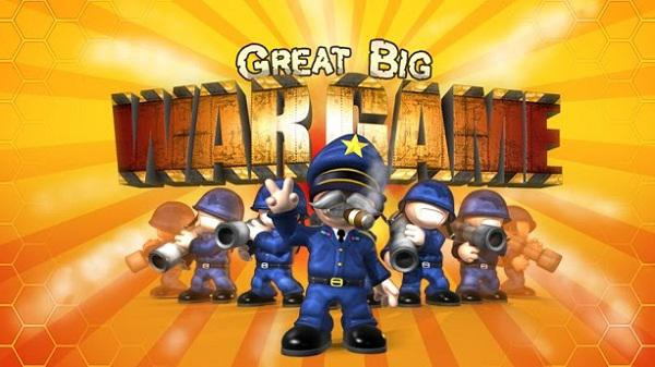 Great Big War Game, Appstore'da kısa bir süreliğine ücretsiz olarak yayında