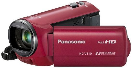 Panasonic'in yeni video kameraları Nisan ayında satışa sunuluyor