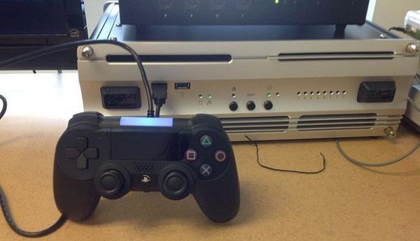 PlayStation 4'ün kontrolcüsüne ait olduğu iddia edilen yeni bir görsel yayınlandı