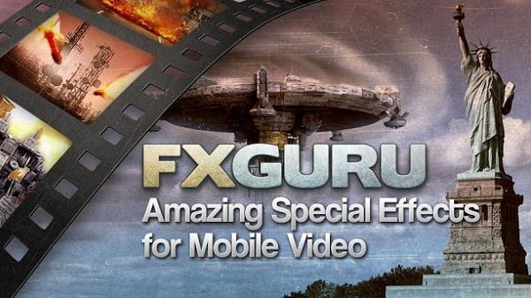 FxGuru: Movie FX Director ile sinema efektlerini Android cihazınıza taşıyın