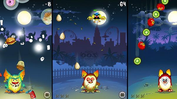 Türk geliştirici İstavrit Games'in mobil oyunu Never Feed'i denedik