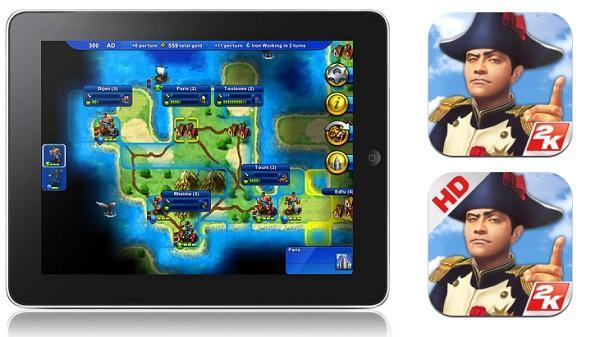 Civilization Revolution'ın iOS versiyonu çoklu oyuncu desteğiyle güncellendi