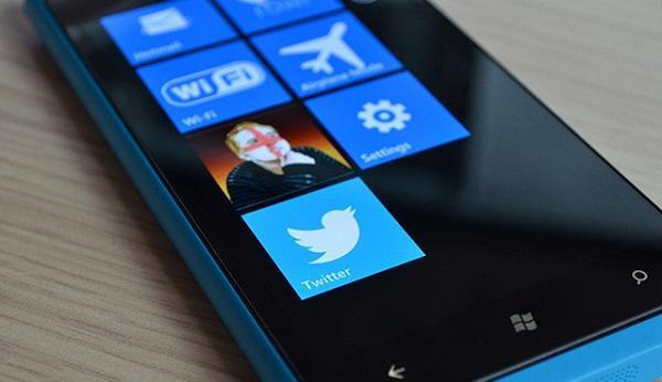 Twitter'ın Windows Phone uygulaması güncellenerek daha kullanışlı bir hale geldi