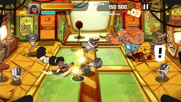 The Game Bakers, yeni mobil oyunu Combo Crew'i duyurdu
