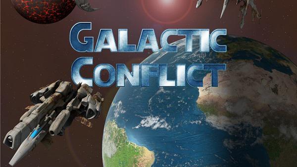 Bitmen Studios'un gerçek zamanlı strateji oyunu Galactic Conflict, 14 Martta geliyor