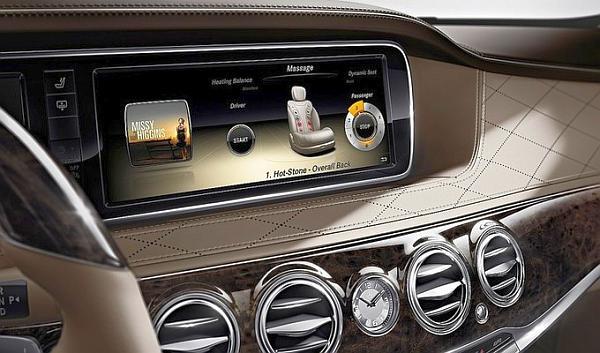 Mercedes'in lüks otomobili S Serisi, yeni jenerasyonunda yeni teknolojilerle geliyor