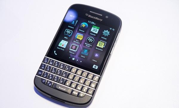 Thorsten Heins: BlackBerry Q10, 20 ülkede 40 mobil operatör tarafından test ediliyor