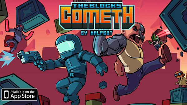 The Blocks Cometh, Appstore'da kısa bir süreliğine ücretsiz olarak yayında
