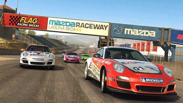Real Racing 3 için beklenen bahar güncellemesi yayınlandı