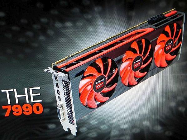 AMD Radeon HD 7990'ın performans değerleri ortaya çıkmaya başladı