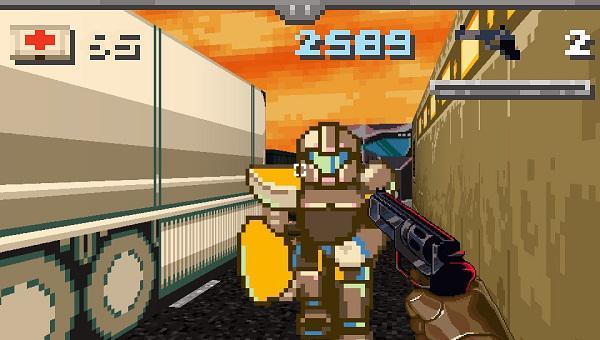 Gun Commando, PlayStation Mobile ve PS Vita'dan sonra iOS platformu için de yayınlandı