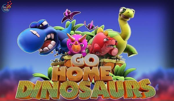 Go Home Dinosaurs, iOS platformu için geliyor
