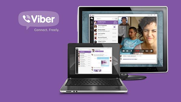 Viber'ın Mac ve Windows uygulamaları yayınlandı