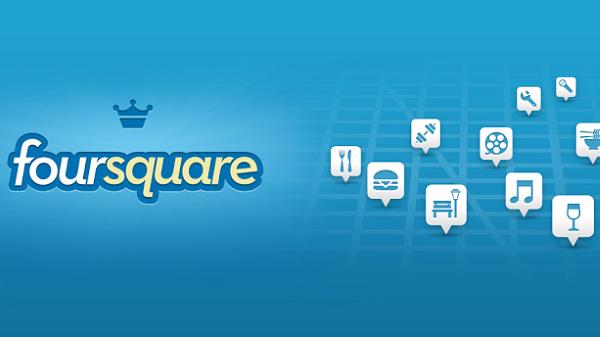 Foursquare'ın Windows Phone 8 uygulaması yenilendi