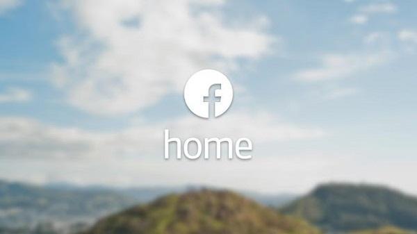 Facebook Home, Google Play üzerinden 1 milyon kez indirildi