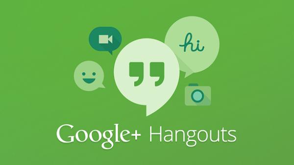 Google'ın mesajlaşma servisi Hangouts, Appstore ve Google Play'deki yerini aldı
