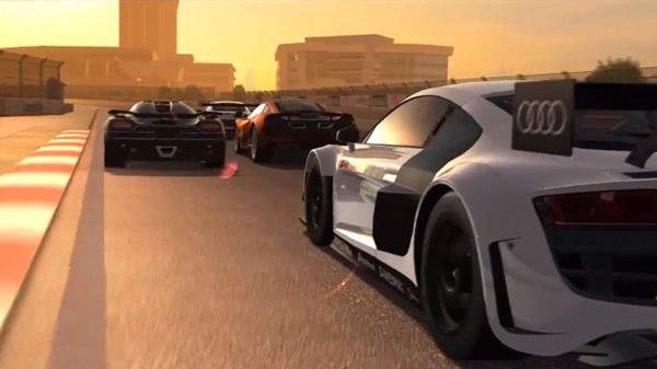 Dubai Autodrome pisti, yakında Real Racing 3 ile buluşacak