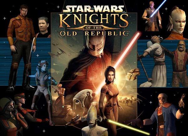 Star Wars: Knights of the Old Republic, iPad için geliyor
