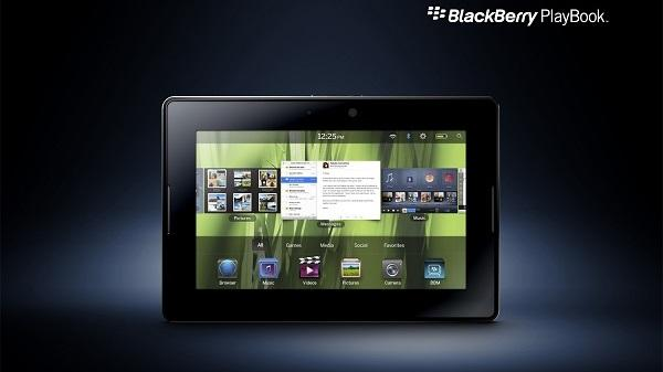 BlackBerry'den PlayBook kullanıcılarına üzücü haber