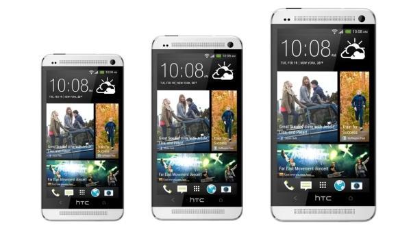 HTC'den Samsung Galaxy Note III'e rakip geliyor: One Max