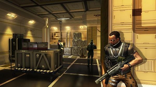 Deus Ex: The Fall artık iPad 2'de de çalışıyor