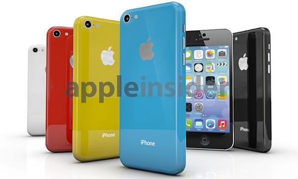 iPhone 5C test sürecinde görüntülendi