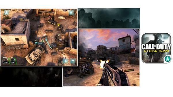 Call of Duty serisi, Call of Duty: Strike Team ile birlikte yeniden mobil cihazlarda
