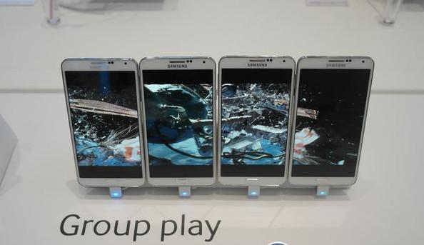 Galaxy Note 3 yazılım özellikleri detaylanıyor