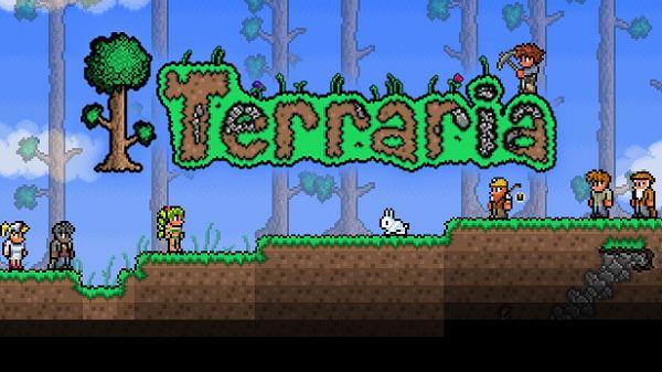 Terraria Google Play'deki yerini aldı