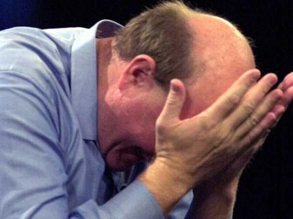 'Bu defa güldürmedi' Steve Ballmer'ın gözyaşlarıyla dolu veda konuşması
