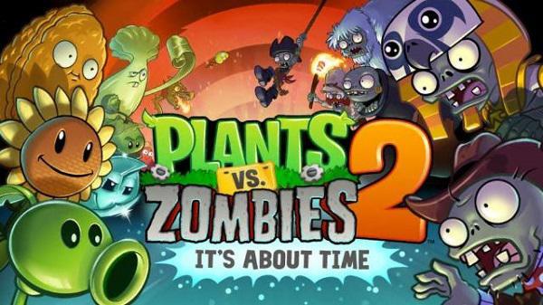 Plants vs. Zombies 2, nihayet Google Play'deki yerini aldı