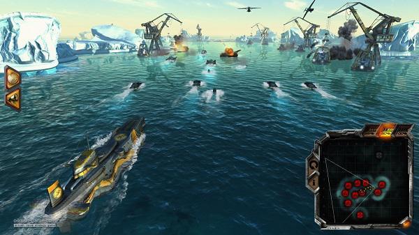 Oil Rush, iOS platformu için de yayınlandı
