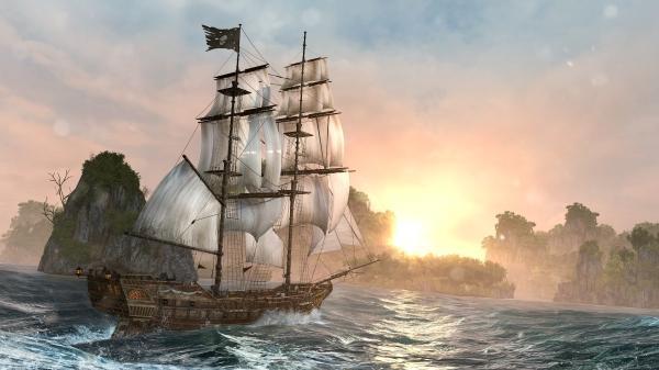 Assassin's Creed IV: Black Flag'in Nvidia GeForce GTX 780 Ti üzerinde 4K görüntüleri yayınlandı