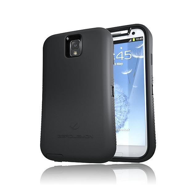 Samsung Galaxy Note 3 için 10.000mAh kapasiteli pile sahip kılıf