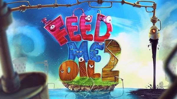 Feed Me Oil 2, Appstore'daki yerini aldı