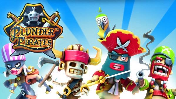 Gerçek zamanlı strateji oyunu Plunder Pirates, iOS için geliyor