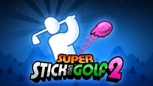 Güncellenen Super Stickman Golf 2, Appstore'da kısa bir süreliğine ücretsiz