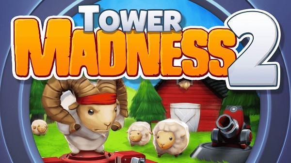 Tower Madness 2, Appstore ve Google Play'deki yerini aldı