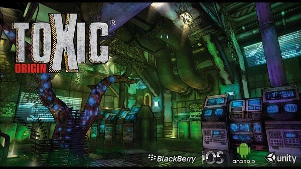IndieLevel'in mobil oyun projesi: Toxic Origin