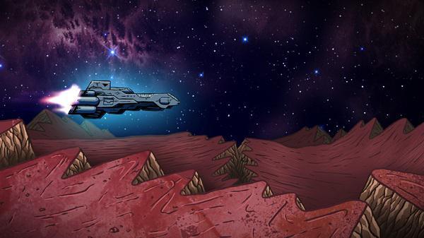 Uzay temalı macera oyunu Out There, Android ve iOS için yayımlandı