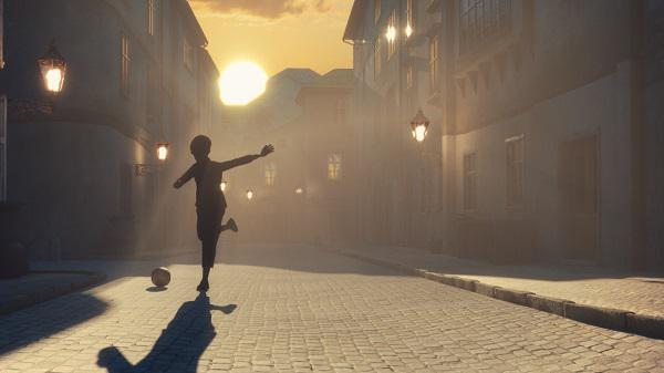 Prag sokaklarından futbola farklı bir bakış: Soccerinho