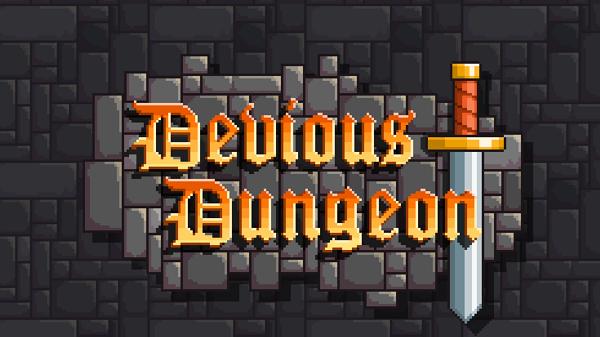 Ravenous Games'in yeni mobil oyunu: Devious Dungeon