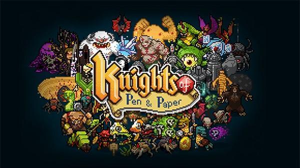 Knights of Pen & Paper'ın iOS sürümü kısa bir süreliğine ücretsiz