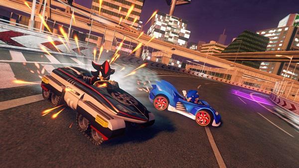 Sonic & All-Stars Racing Transformed'ın Android ve iOS sürümleri şimdi ücretsiz