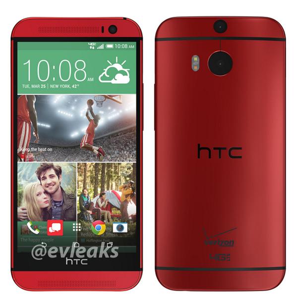 HTC, One M8 modeli için yeni renk seçenekleri sunmaya hazırlanıyor