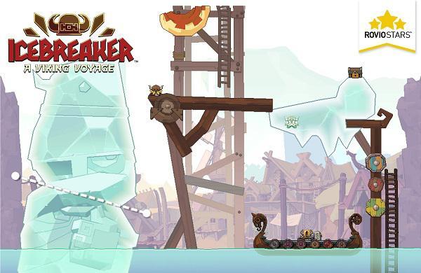 Icebreaker: A Viking Voyage, Android için de yayımlandı