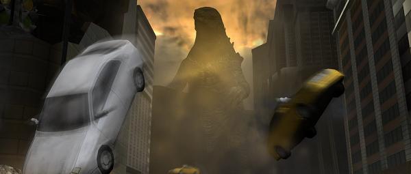Godzilla: Strike Zone filme 1 hafta kala Google Play ve App Store'da yerini aldı