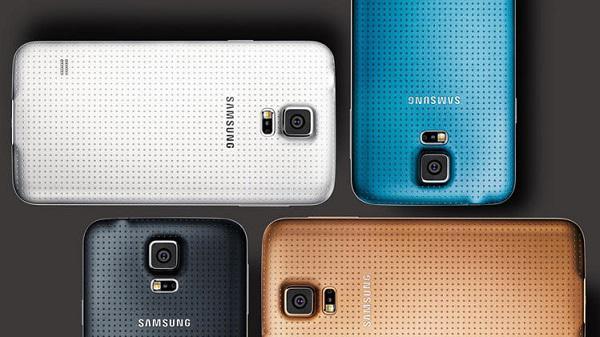 Samsung, 25 günde 10 milyon Galaxy S5 nakliyatı gerçekleştirdi