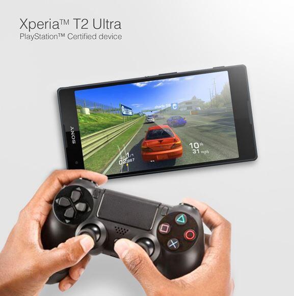 Sony Xperia cihazları yakında Dualshock 4 desteğine kavuşabilir